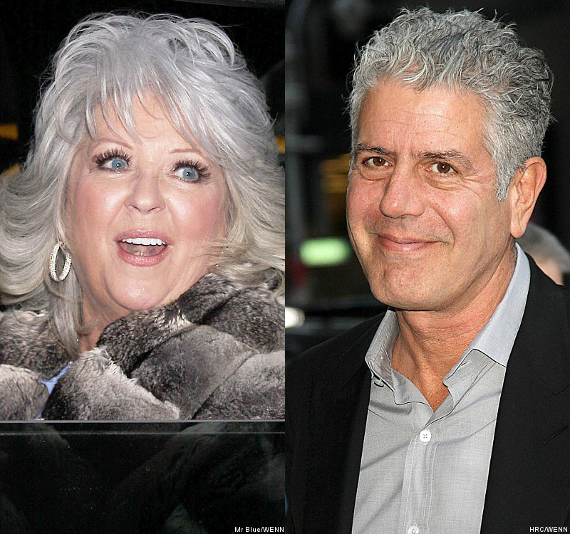 Paula Deen Gets Slammed by Anthony Bourdain After Her Diabetes Revelation