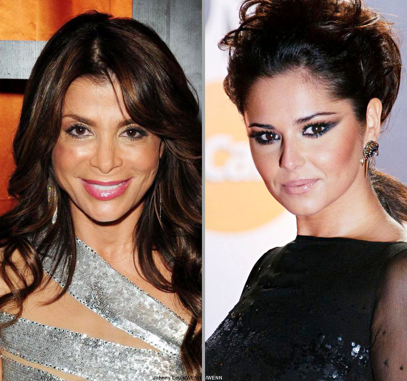 Paula Abdul and Cheryl Cole NOT Yet Set for 'X Factor (US)'