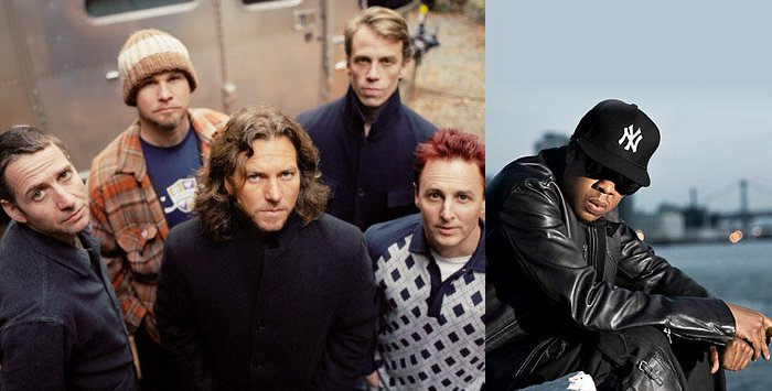 Pearl Jam Confirms Performance at Jay-Z's Made in America Festival