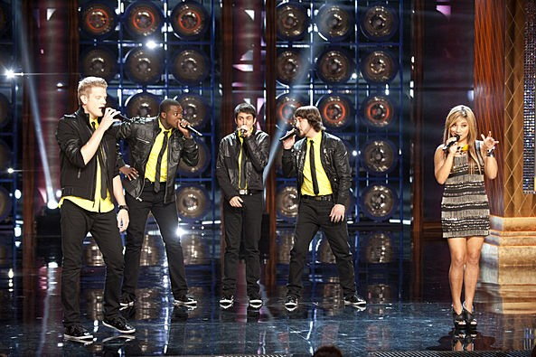 Pentatonix Triumphant on 'The Sing-Off' Finale