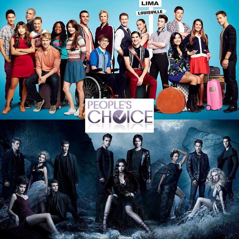 People's Choice Awards 2013: 'Glee' and 'Vampire Diaries' Lead TV Nominees