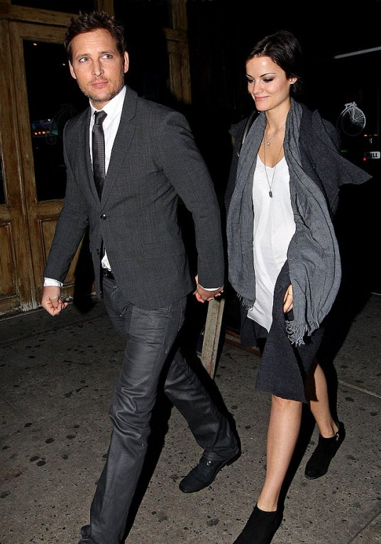 Peter Facinelli Takes New Girlfriend to 'Breaking Dawn Part II' Premiere in NYC