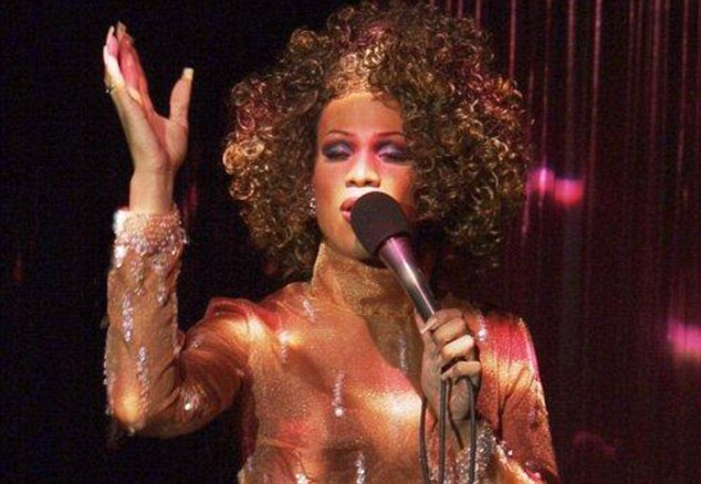Piers Morgan Mistakes a Drag Queen for Whitney Houston