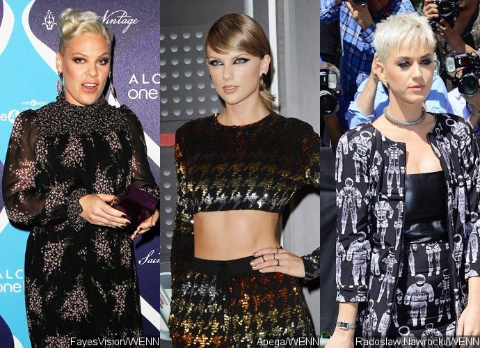 Pink Is Forced to Take Side in Taylor Swift and Katy Perry's Feud. Find Out Her Pick!