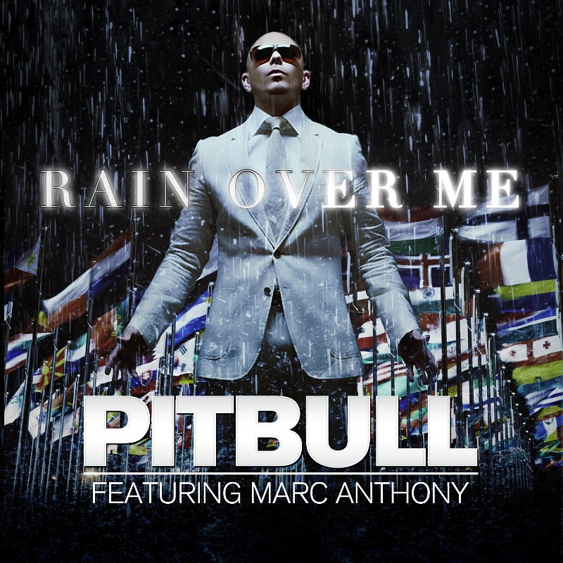 Pitbull's 'Rain Over Me' Video Ft. Marc Anthony