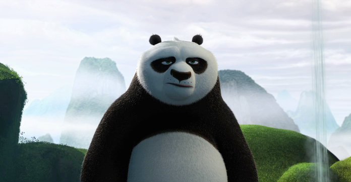 Po and Shifu Talking About Inner Peace in New 'Kung Fu ...