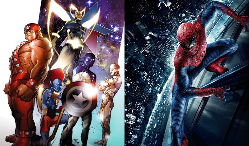 New Possible Details on 'Guardians of the Galaxy' and 'Amazing Spider-Man 2'