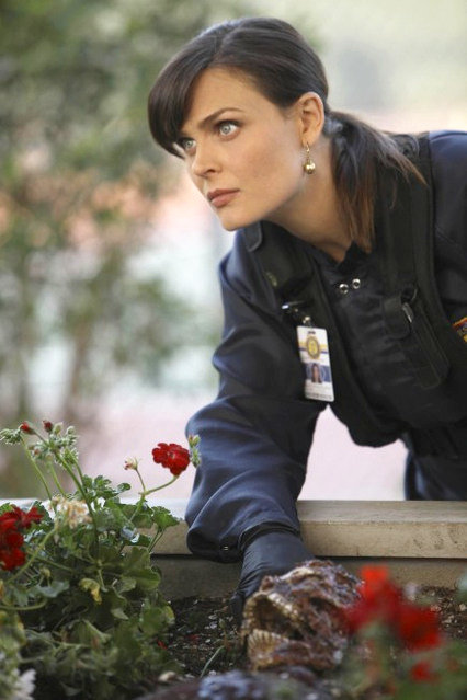 Pregnant Emily Deschanel May Curtail 'Bones' Season 7
