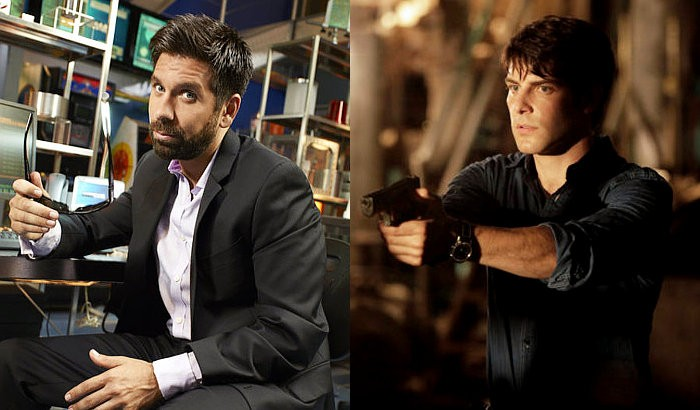 Previews of 'Chuck' and 'Grimm' November 11 Episode