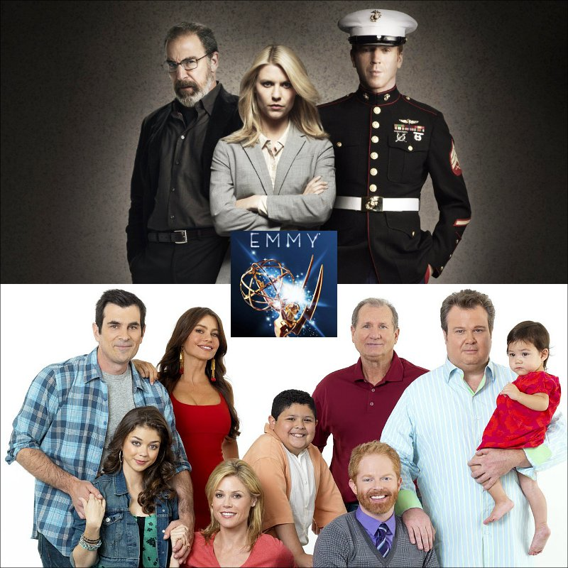 Primetime Emmys 2012: 'Homeland' and 'Modern Family' Lead Full Winner List