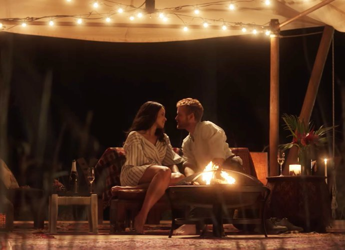 First Teaser for Prince Harry and Meghan Markle Movie Recreates Romantic Proposal