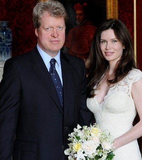 Princess Diana's Brother Married for the Third Time