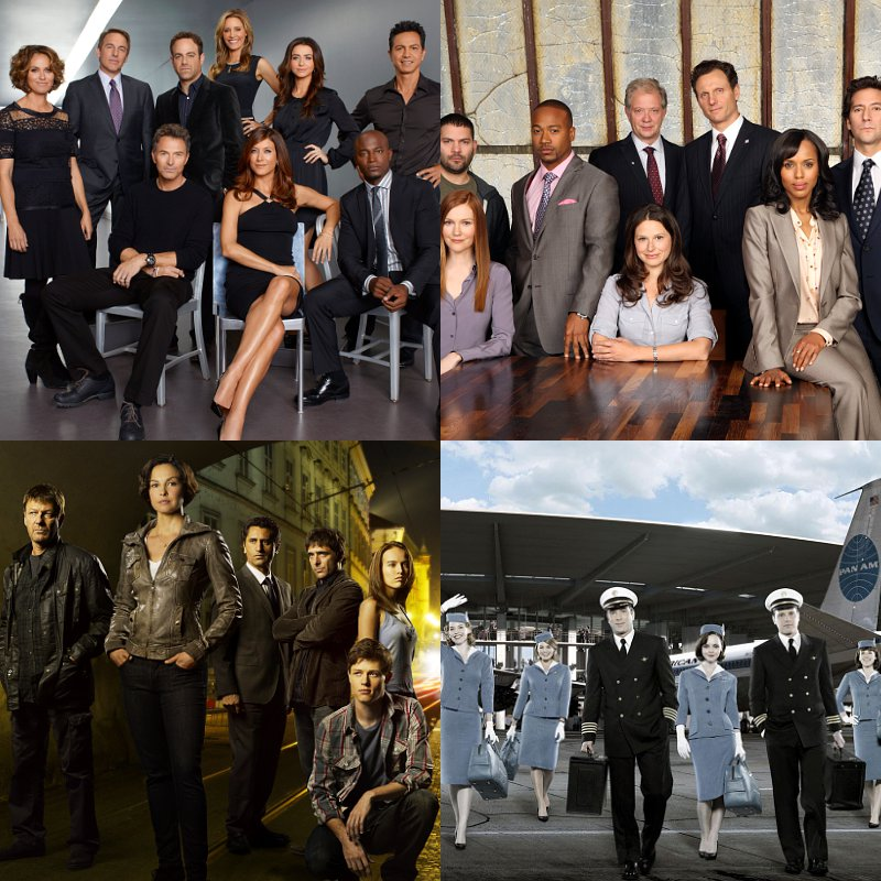 'Private Practice' and 'Scandal' Get New Season, 'Missing' and 'Pan Am' Cut by ABC