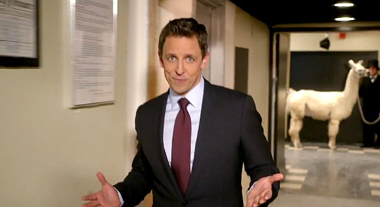 Promo: Seth Meyers Gives a Tour of His 'Late Night' Studio