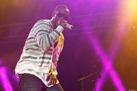 Video: R. Kelly Wraps Up Pitchfork Music Festival