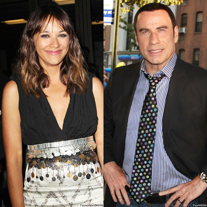 Rashida Jones Apologizes to John Travolta for Urging Him to Come Out