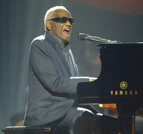 Ray Charles' Alleged Mistress Admits to Robbing the Blind Star