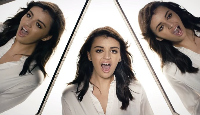 Rebecca Black Shows Mature Voice in 'The Great Divide' - Watch Music Video