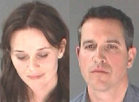 Reese Witherspoon Charged With Disorderly Conduct as Husband Was Booked for DUI