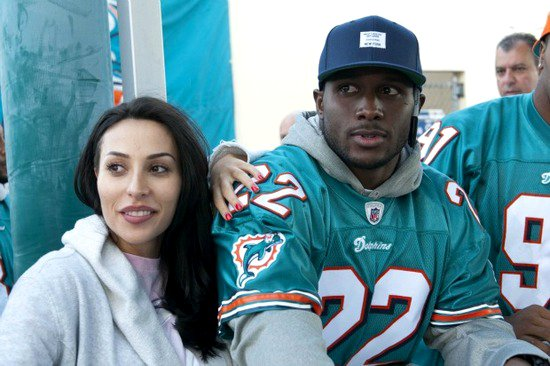 Reggie Bush and Lilit Ayagyan Welcome First Child