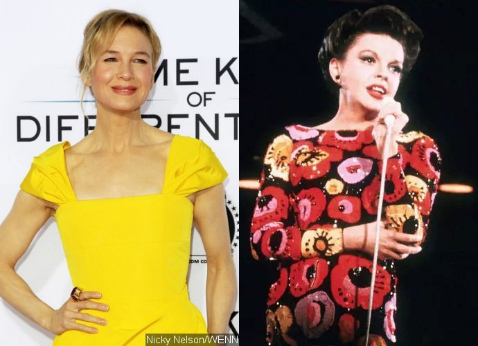 See Renee Zellweger's Stunning Transformation to Portray Judy Garland in Biopic