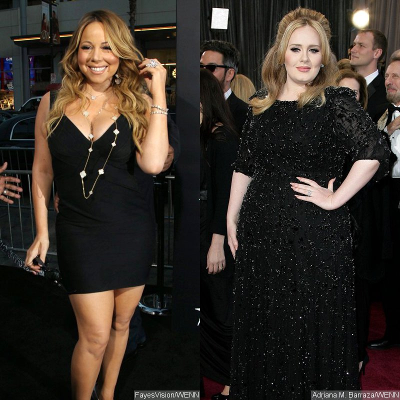 Report: Mariah Carey, Adele Eyed to Replace Celine Dion at Caesars Palace