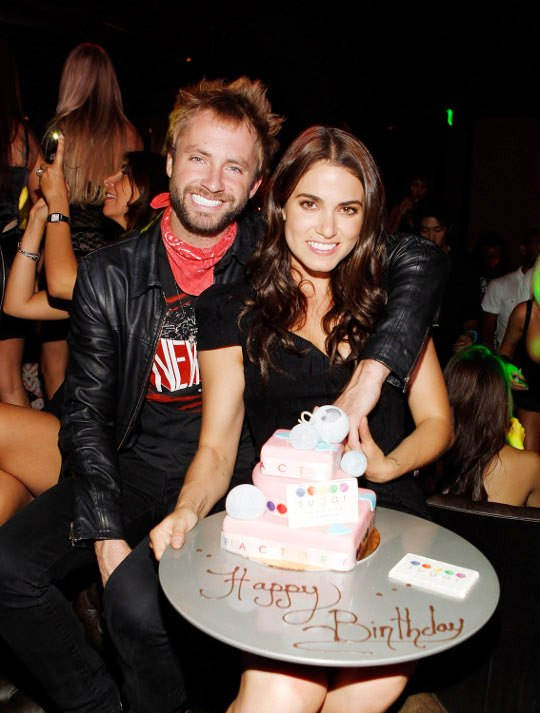 Report: Nikki Reed Already Living Together With Paul McDonald