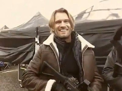New 'Resident Evil 5' Set Footage Reveals First Look at Leon Kennedy