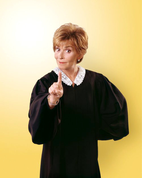 Returning Home From Hospital, Judge Judy Says 'All Is Well'