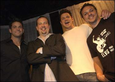 98 Degrees Reunion Reportedly in Works