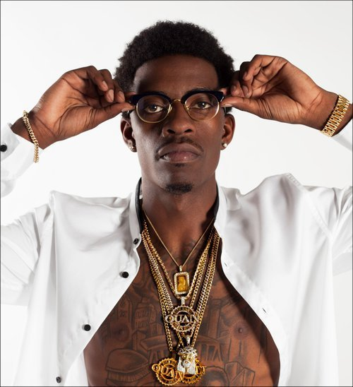Video: Rich Homie Quan Scolds, Slaps Fan During Concert in Wisconsin
