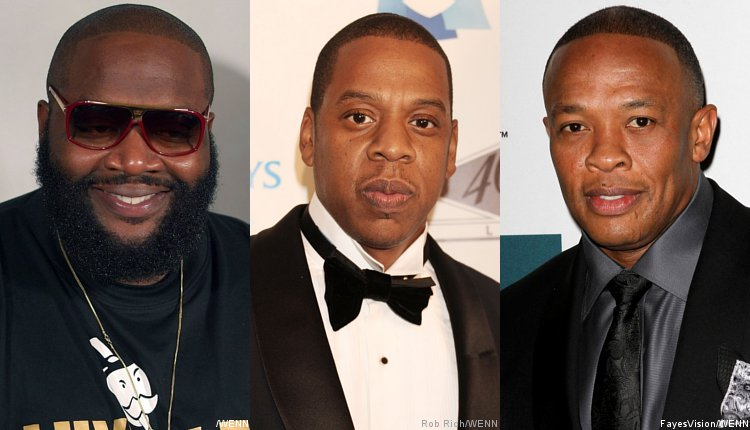 Rick Ross Sued Over '3 Kings' Along With Jay-Z and Dr. Dre