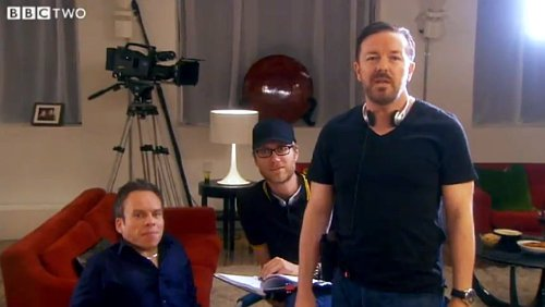 First Sneak Peek to Ricky Gervais' New Sitcom 'Life's Too Short'