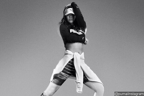 Rihanna Bares Her Abs in Her First Puma Ad