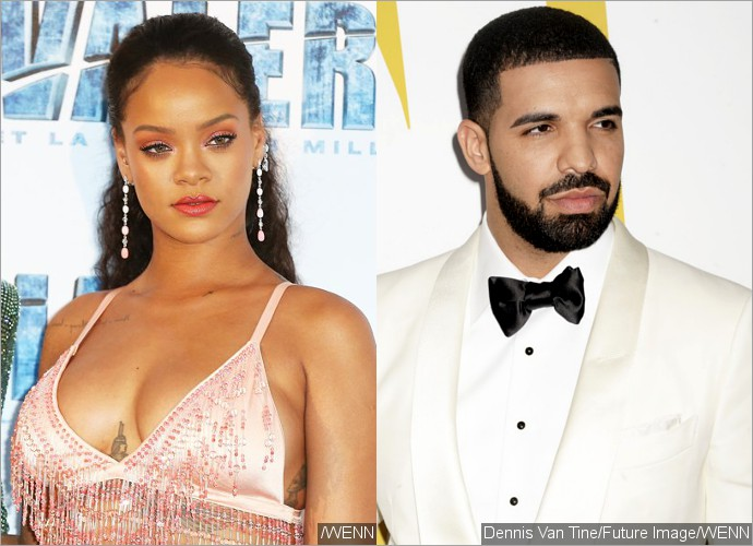 Rihanna 'Hoping to Have a Romantic Run-In' With Drake in London
