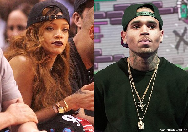 Report: Rihanna Lashes Out at Chris Brown on Phone Over His 'Wife-ing' Comment