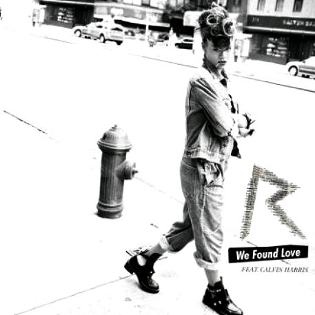 Rihanna Reveals 'We Found Love' Cover Art and Lyrics