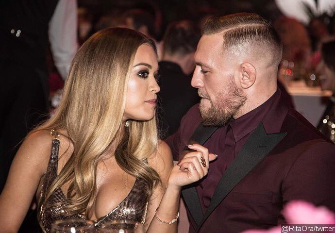 Rita Ora Gets Slammed for Posting 'Date Night' Photos With Conor McGregor - Find Out Why