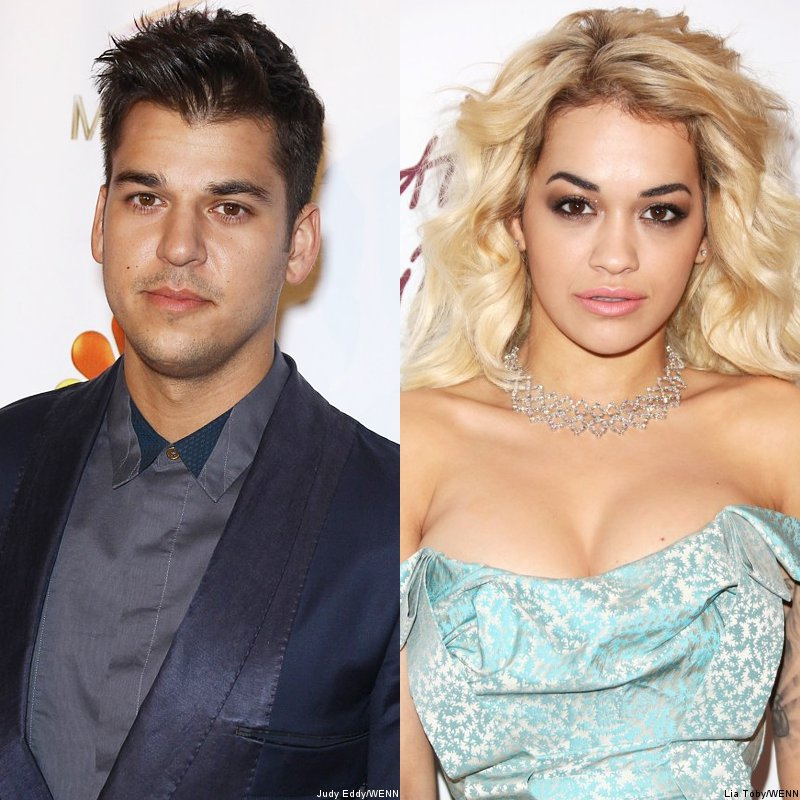 Rob Kardashian Denies Twitter Rant Addressed to Rita Ora