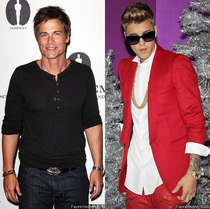Rob Lowe Talks About Justin Bieber: 'His Audience Doesn't Give a S**t About the Music'