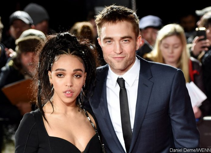 Robert Pattinson Seen 'Holding Hands' With Mystery Blonde After FKA twigs Split