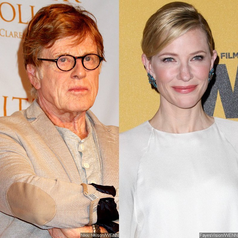 Robert Redford and Cate Blanchett in Talks for Rathergate Movie 'Truth'