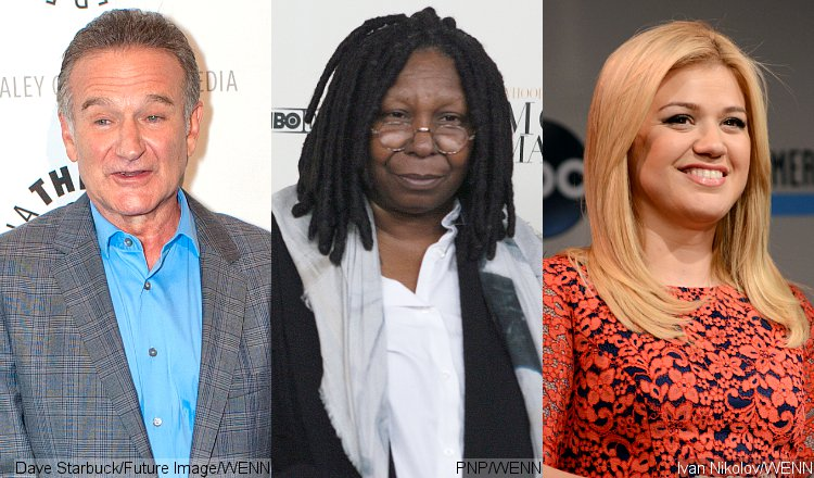 Robin Williams, Whoopi Goldberg Added to Kelly Clarkson's NBC Christmas Special