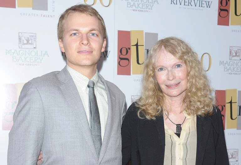 Ronan Farrow Responds to Speculation of 'Possibly' Being Frank Sinatra's Son