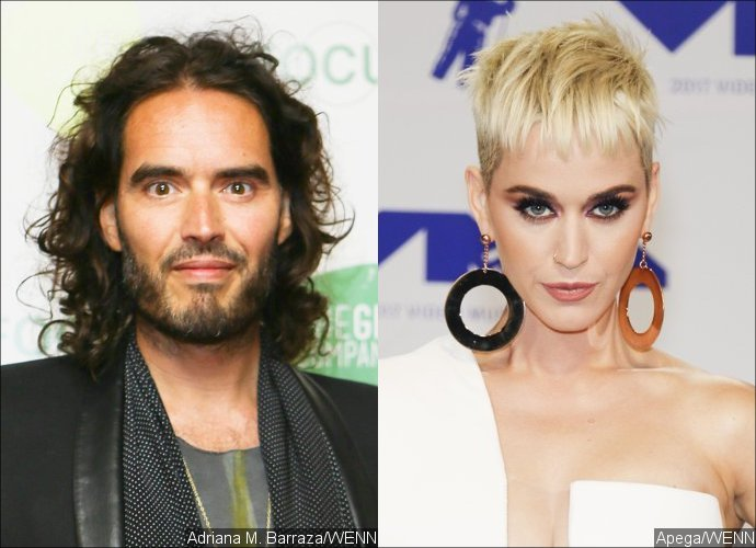 Russell Brand Wants to Reconcile With Ex-Wife Katy Perry
