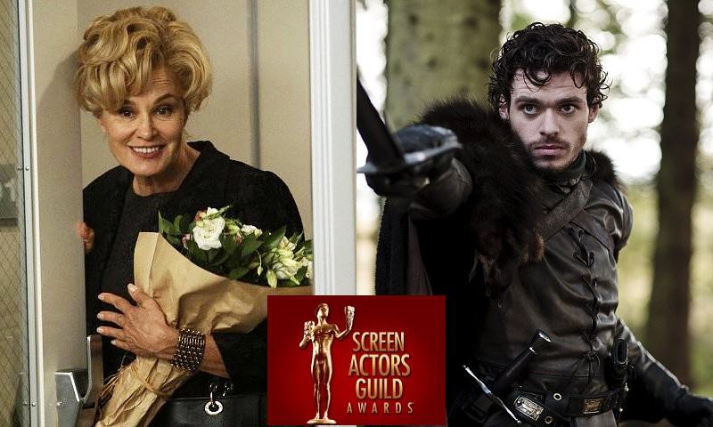 2012 SAG Award Nominations in TV: 'American Horror Story', 'Game of Thrones'