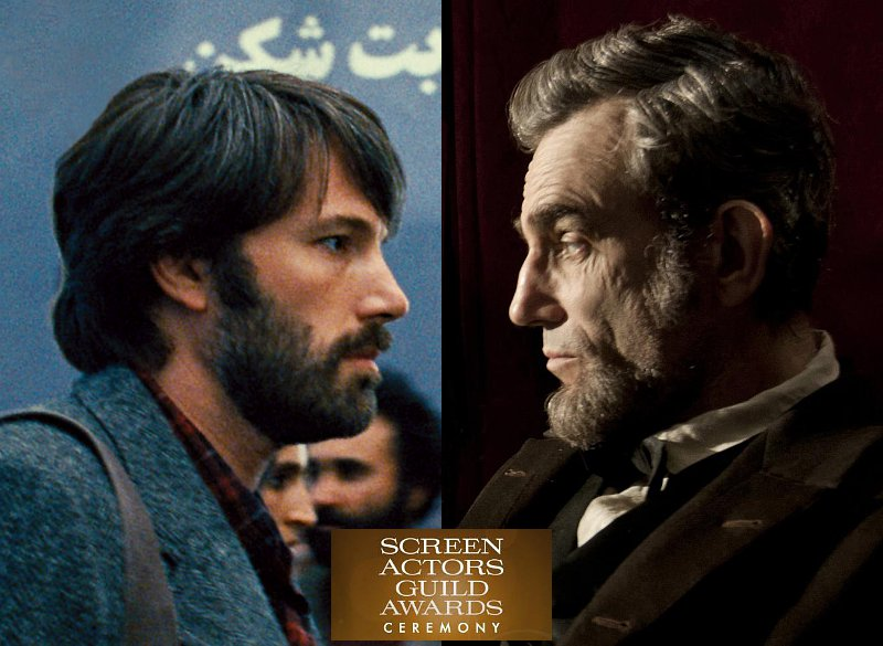 SAG Awards 2013: 'Argo' and 'Lincoln' Are Biggest Winners in Movie