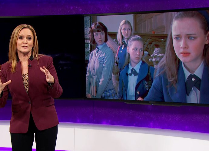Samantha Bee Compares Donald Trump to 'Gilmore Girls' Brat