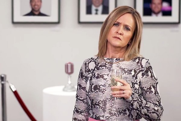 Samantha Bee Declares She's Unlike Male Late-Show Hosts in Promo for Her TBS Show