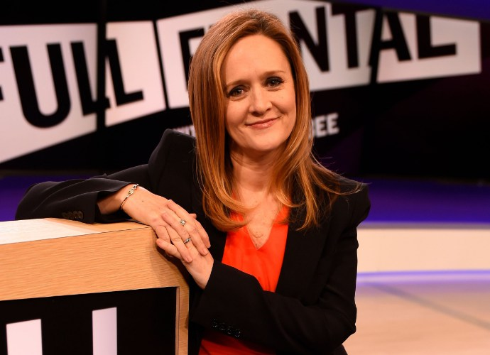 Samantha Bee Mocks Donald Trump's Vulgar Comments With Her Own Lewd Conversation